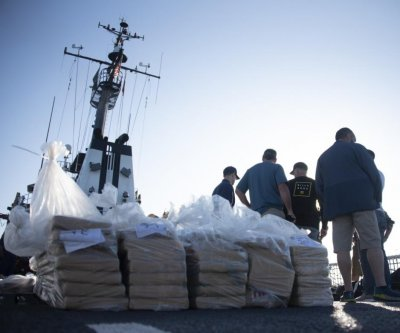 U.S. Coast Guard offloads $92M worth of smuggled cocaine
