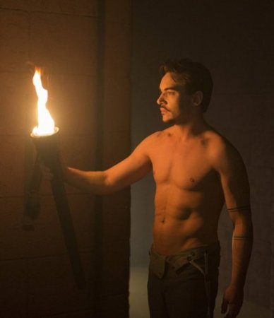 Jonathan Rhys Meyers is a joy to work with, says co-star