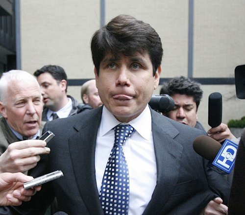 Chicago billboards use Blagojevich's face