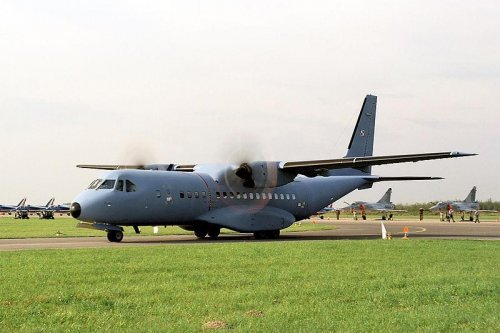 Philippines receiving airlifter