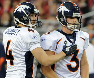 Denver Broncos, Britton Colquitt agree to reduced salary