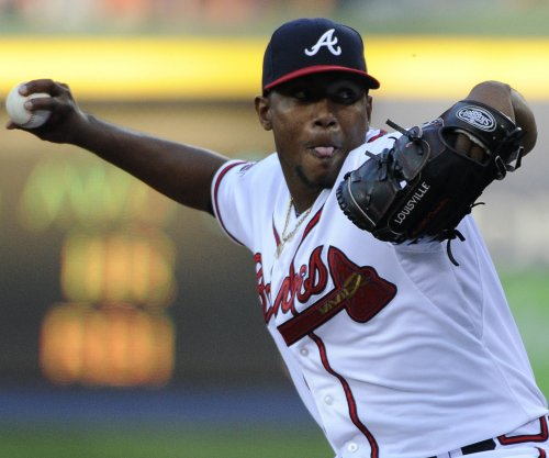 Julio Teheran helps Atlanta Braves beat Arizona Diamondbacks