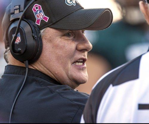 Philadelphia Eagles' Chip Kelly expects to return next season