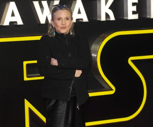 Carrie Fisher to appear in new 'Family Guy' shows, 'Star Wars: Episode VIII'