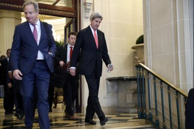 Diplomats push for two-state solution for Israeli-Palestinian conflict at Paris meeting