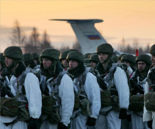 Russia to modernize weaponry for Crimea, Arctic forces