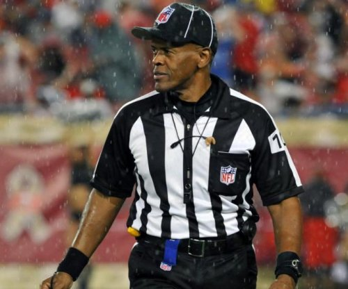 NFL line judge Carl Johnson accused of domestic violence