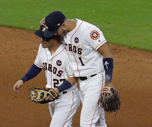 Jose Altuve, Houston Astros blast Boston Red Sox in Game 1