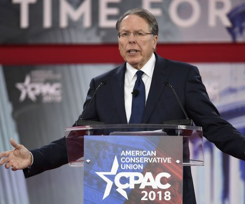 NRA chief LaPierre: Democrats 'hate individual freedom'