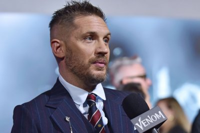 Tom Hardy says his son guided 'Venom' role
