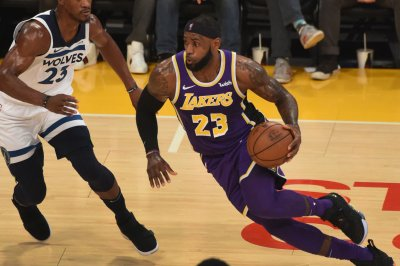 Portland Trail Blazers, Los Angeles Lakers meet for third time