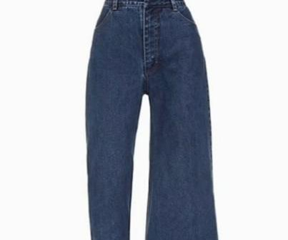 'Asymmetric Jeans' turning heads online