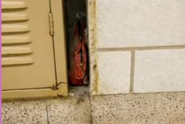 Custodian finds purse lost at Ohio school in 1957