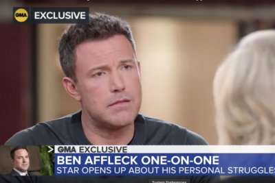 Ben Affleck reflects on alcoholism, effect on kids