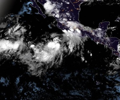 Tropical Storm Cristina forms in Pacific, expected to be season's 1st hurricane