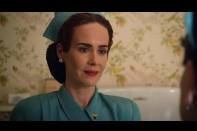 Sarah Paulson is Nurse Ratched in trailer for Netflix series