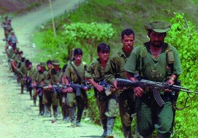 FARC admits kidnapping Colombian general