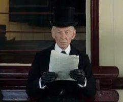 Ian McKellen stars in first trailer for 'Mr. Holmes'