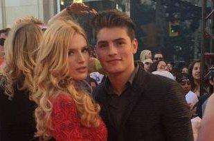 Bella Thorne talks 'amazing' boyfriend Gregg Sulkin
