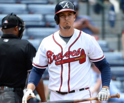 Pierzynski guides Atlanta Braves past Milwaukee Brewers