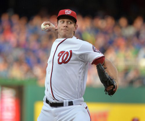 Washington Nationals RHP Stephen Strasburg expected to start Sunday