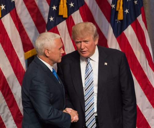 Donald Trump introduces Indiana Gov. Mike Pence as running mate