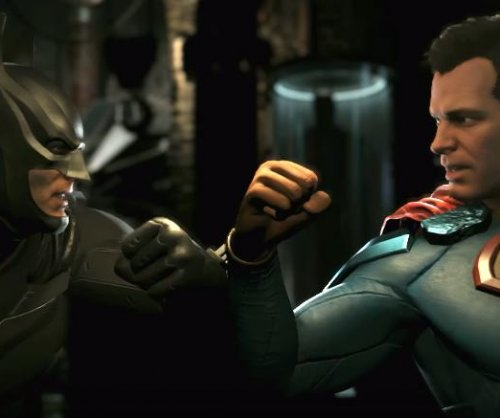 Batman, Superman collide in new 'Injustice 2' game trailer