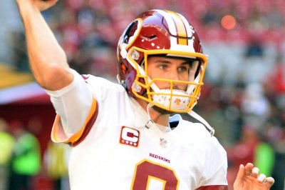 Washington Redskins QB Kirk Cousins signs franchise tender