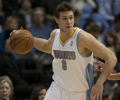 Danilo Gallinari's 29 lead Denver Nuggets over Miami Heat