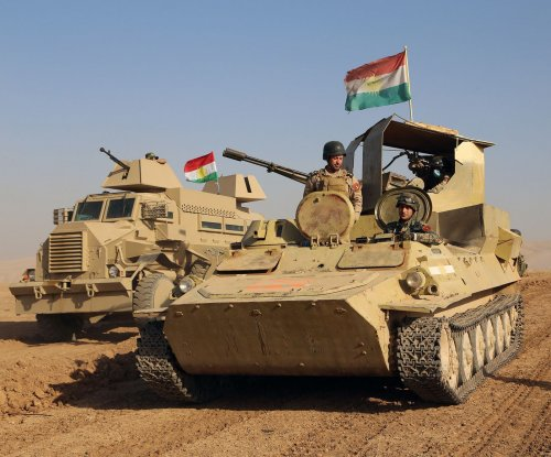 U.S. State Department approves arms sale for Peshmerga forces