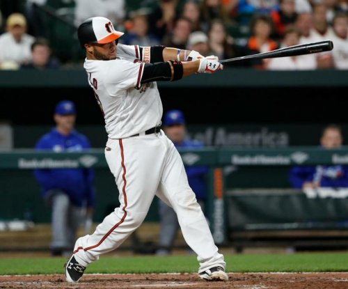 Streaking Welington Castillo homers to lead Baltimore Orioles over Toronto Blue Jays