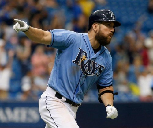 Steven Souza's walk-off homer lifts Tampa Bay Rays over Milwaukee Brewers