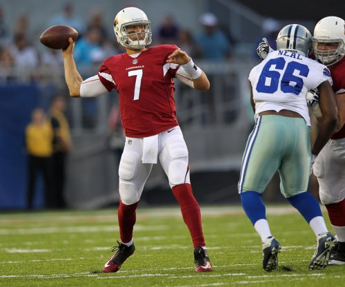 Arizona Cardinals head coach Bruce Arians: QB Blaine Gabbert 'could be a starter'