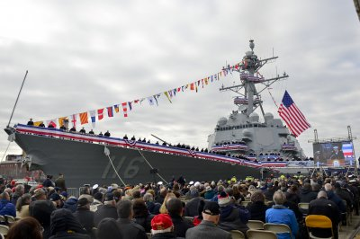 Bath Iron Works awarded contract for fifth DDG 51 destroyer