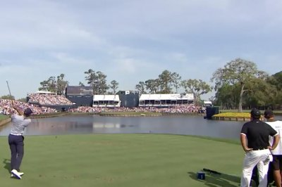 Players Championship: Tiger Woods cards quadruple bogey