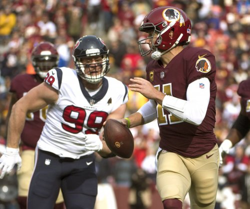 Washington Redskins QB Alex Smith plans NFL return