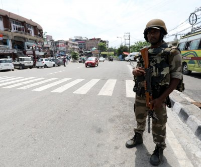 India, Pakistan trade fire over Kashmir