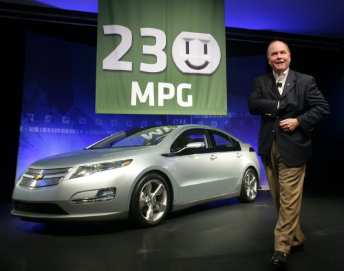 GM Volt to be sold nationwide