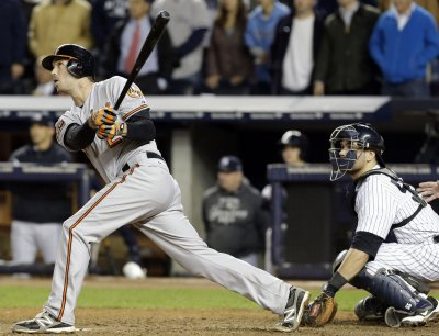 MLB: Baltimore 2, N.Y. Yankees 1 (13 inn.)