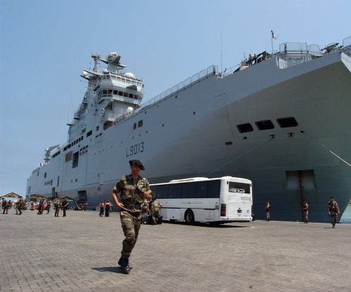 Egypt to purchase French Mistral ships built for Russia