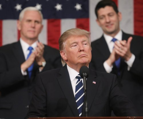 Trump addresses Congress: 'I am here tonight to deliver a message of unity'