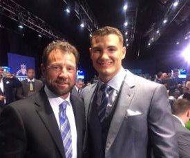 2017 NFL Draft: Chicago Bears trade up to No. 2, select North Carolina QB Mitchell Trubisky