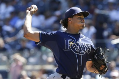Chris Archer, Tampa Bay Rays cruise to 12-1 victory over Kansas City Royals