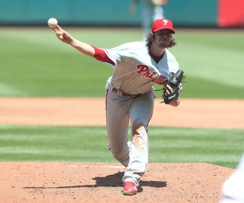 Philadelphia Phillies beat Seattle Mariners to end three-game skid