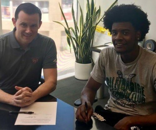 Phoenix Suns sign first-round pick Josh Jackson, release guard Leandro Barbosa