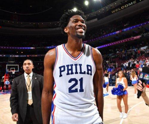 Joel Embiid, Philadelphia 76ers agree on rookie maximum contract extension