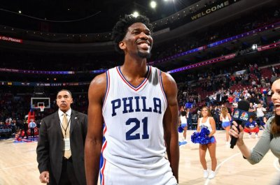 Joel Embiid, Philadelphia 76ers agree on rookie maximum contract extension