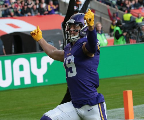 Teddy Bridgewater returns, Minnesota Vikings clinch NFC North with win over Cincinnati Bengals