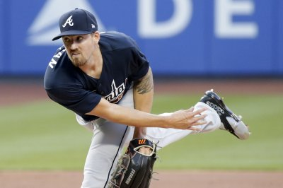 Braves look to slow Marlins' roll