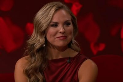 Hannah Brown on Tyler Cameron: 'We'll see where the drinks go'
